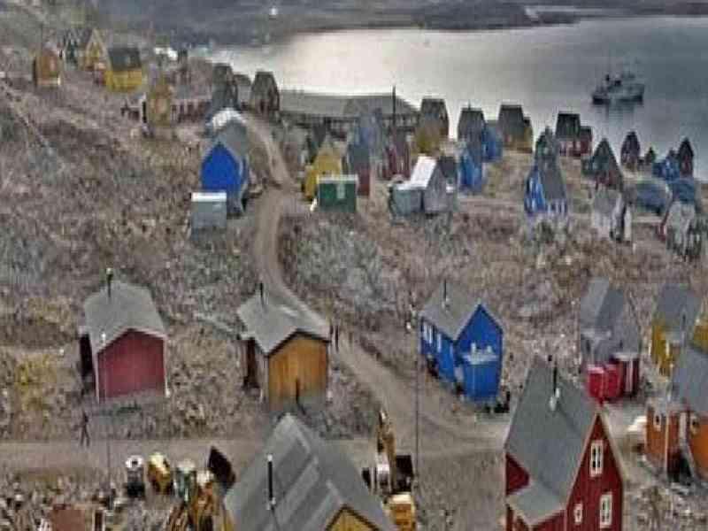 Los diez lugares habitados más remotos del planeta