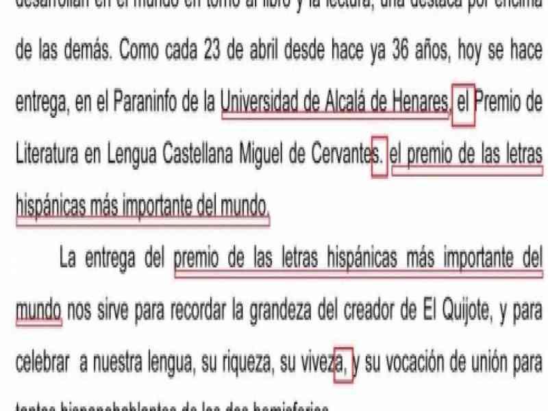El ministro de Cultura invita a leer en el Día del Libro con una carta con errores gramaticales