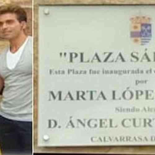 Un pueblo de Salamanca dedica una plaza al programa 'Sálvame'