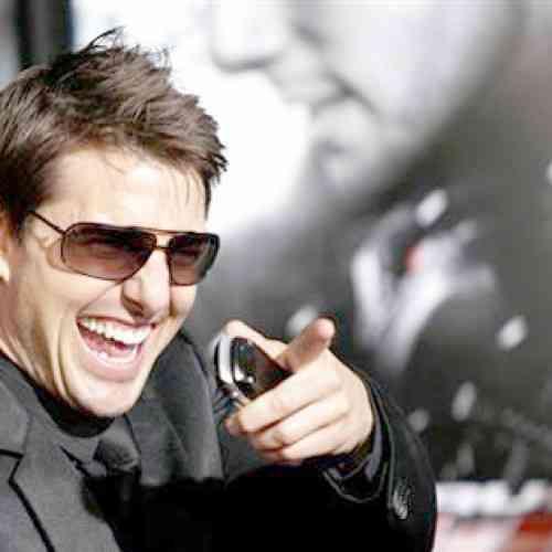 Excrementos de ave, el secreto de belleza de Tom Cruise