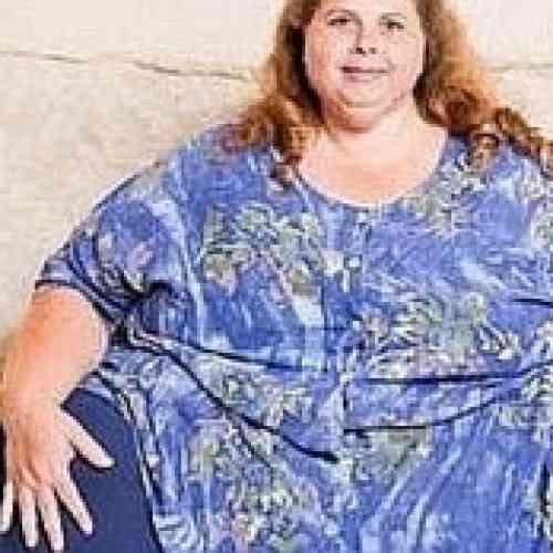 La mujer más gorda del mundo baja 44 kilos a base de sexo