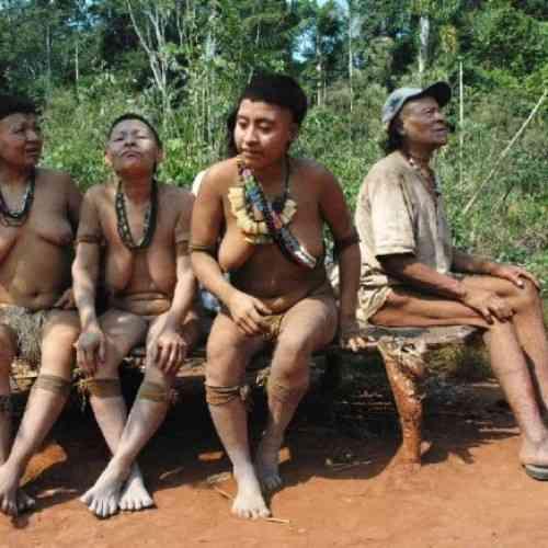 Encuentran una tribu indígena desconocida en Brasil