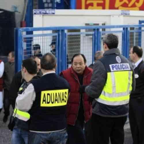 Golpe policial a la mafia china: decenas de detenidos en toda España por blanqueo