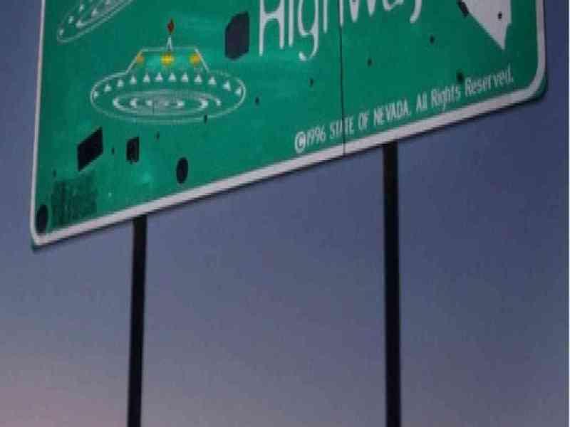 """La CIA confirma la existencia del """"área 51"""" en Nevada"""