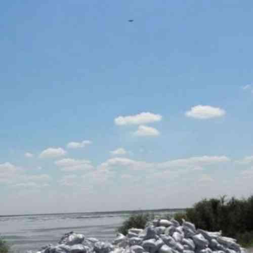 La NASA verifica el avistamiento de un ovni en Argentina, según el autor de la imagen