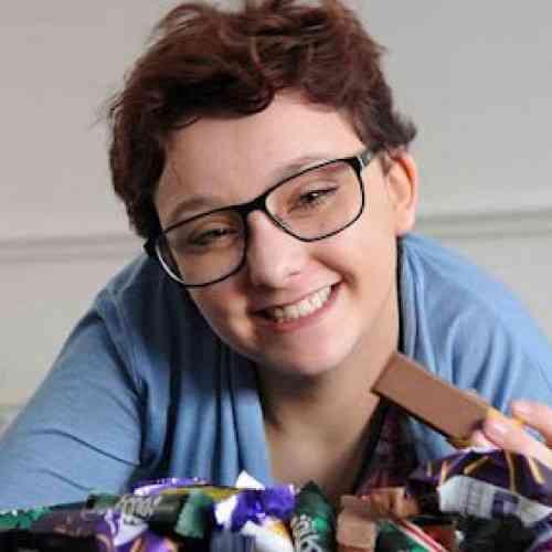 El chocolate y la medicación le salvan la vida