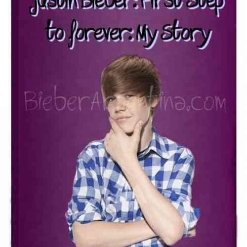 Llegan a España las memorias de Justin Bieber