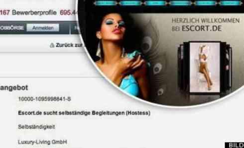 La oficina p blica de empleo de d sseldorf ofrece trabajo for Oficina videos porno