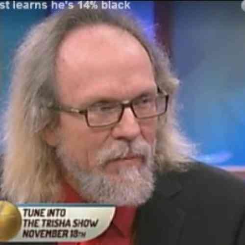 Un neonazi descubre en televisión sus orígenes negros