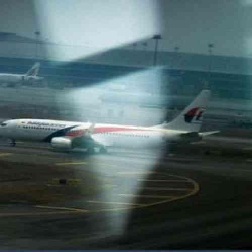 Habilitan una web con imágenes de satélite para que los internautas busquen el avión desaparecido